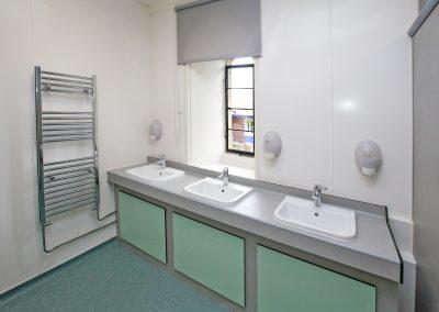 Wash Basins 1stFl