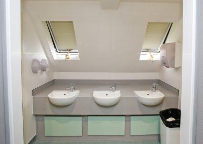 Wash Basins 2ndFl
